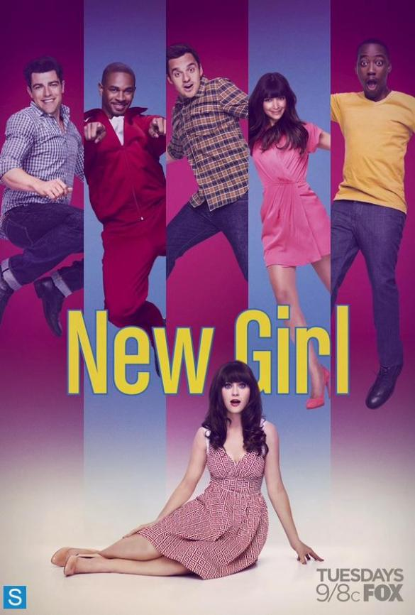 New Girl - Season 3 - New Poster_FULL
