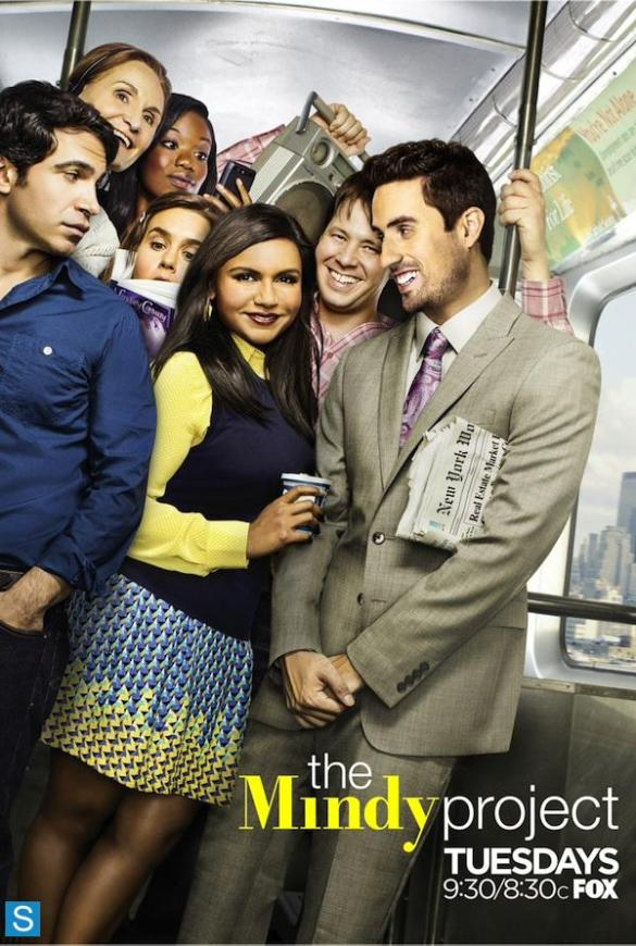 The Mindy Project - Season 2 - Promotional Poster_FULL