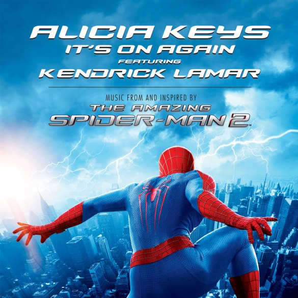 Alicia-Keys-Spider-Man