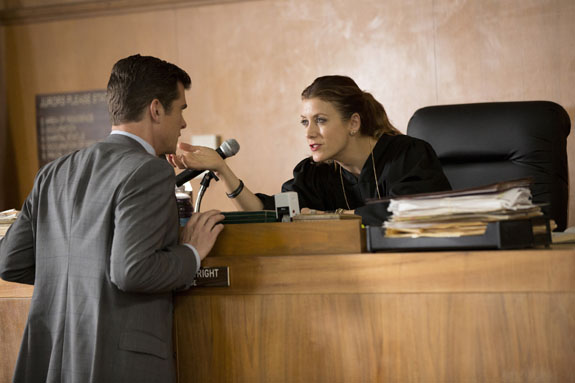 Bad Judge - Season Pilot